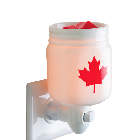 Candian Plugin Warmer - Sparta Country Candles