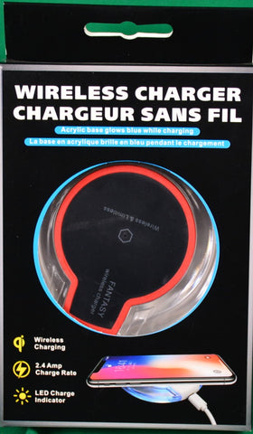 wireless charger - Sparta Country Candles