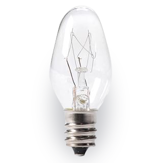 15 Watt Replacement Bulb - Sparta Country Candles