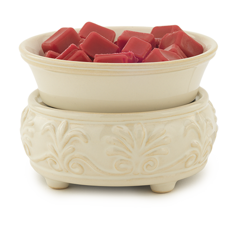 Sandstone Candle Warmer - Sparta Country Candles