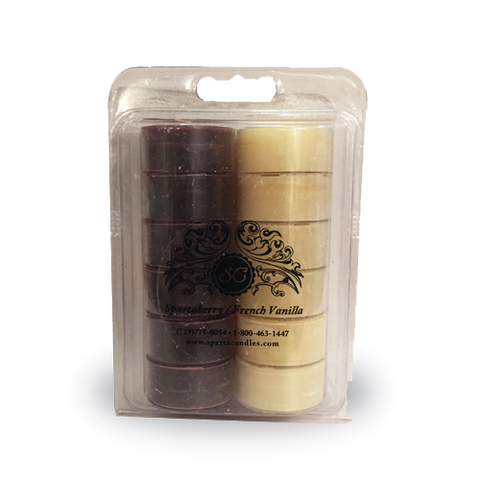 Packaged Tealight Candles - Sparta Country Candles
