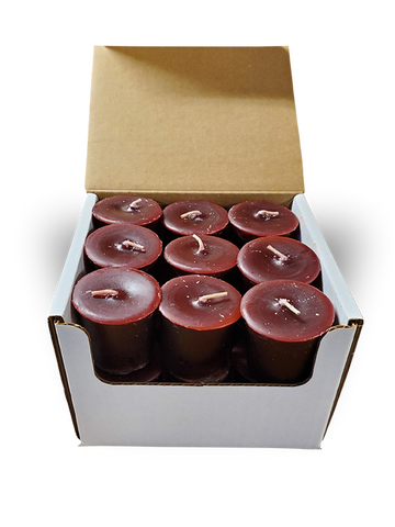 Box of 18 Votives - Sparta Country Candles