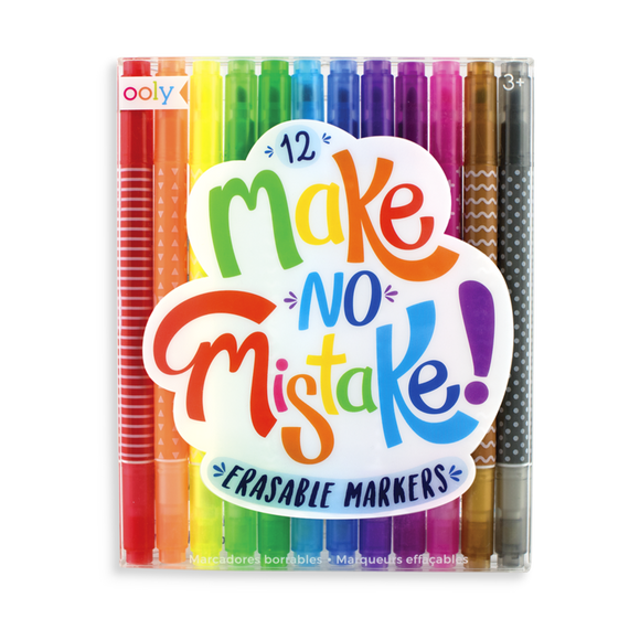 Make No Mistake Markers