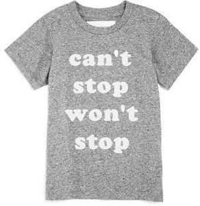 Can't Stop Won't Stop Tee