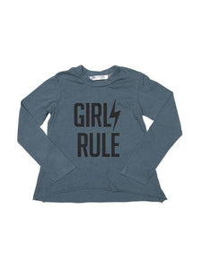 Catina Girls Rule Tee