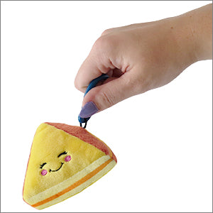 Grilled Cheese Keychain