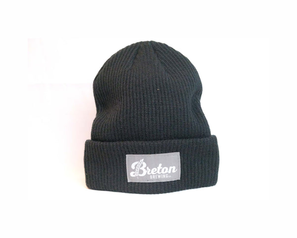 Logo Patch Toque - Black