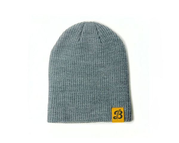 Both Way Beanie - Grey