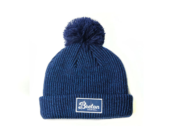 Logo Patch PomPom - Navy