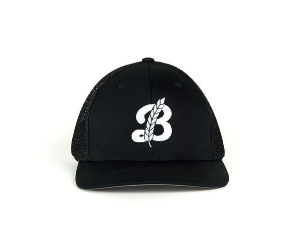 Flexfit Baseball Hat - Black