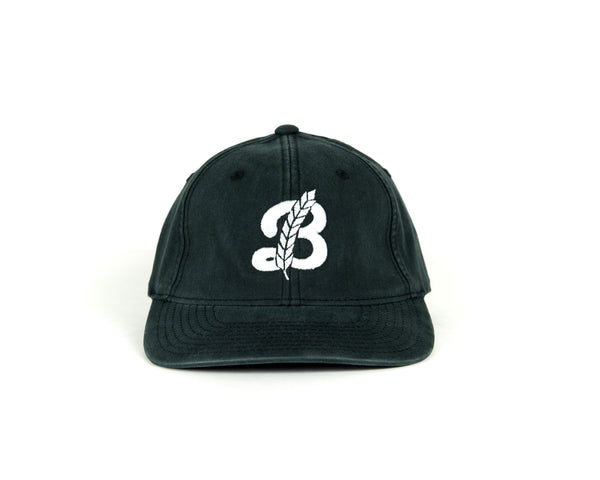 FlexFit Baseball Dad Hat - Black