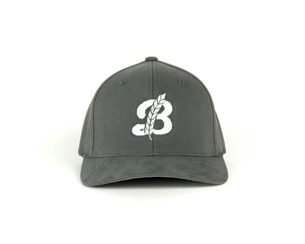 FlexFit Baseball Hat - Grey