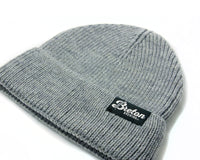 Black Label Beanie - Grey