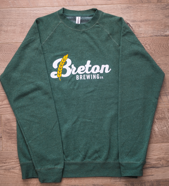 Breton Brewing Crew Neck