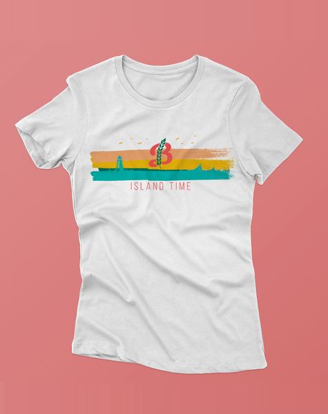 Island Time T-Shirt - Women's