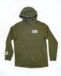 Patch Hoodie - Delta Green