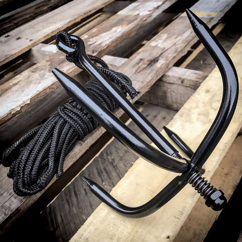 Black Hornet Ninja Gear Folding Grappling Hook