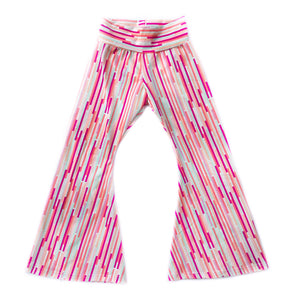 FLASH Sale Sherbet Stripe Bell Bottoms