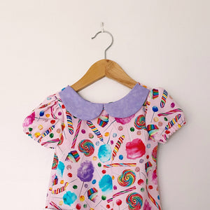 Size 4T CandyLand Dress