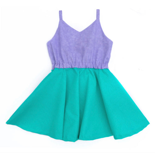 Mermaid Sweetheart Dress