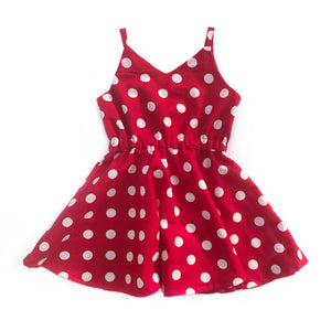 Minnie Sweetheart Dress