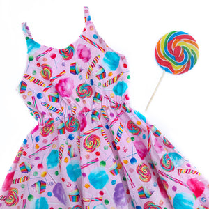 CandyLand Sweetheart Dress