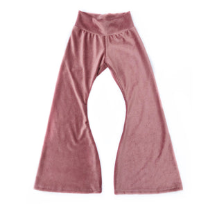 Last Chance - Mauve Corduroy Bell Bottoms
