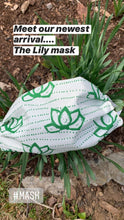 Load image into Gallery viewer, Lily mask
