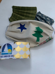 Flag of Maine gift set
