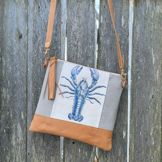 Lobster crossbody