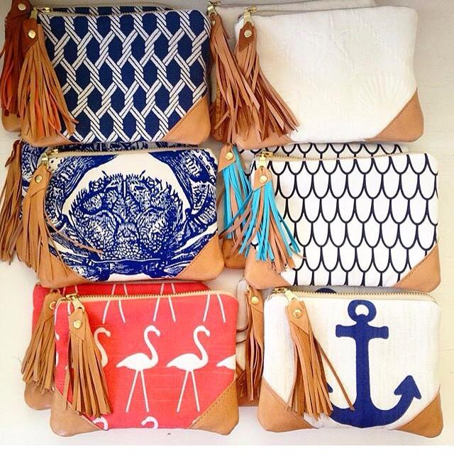 "Nautical Wallets 8"" x 5"""