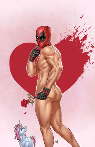 Deadpool Valentines