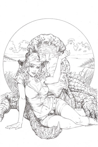 """Grimm Fairy Tales #15"" cover"