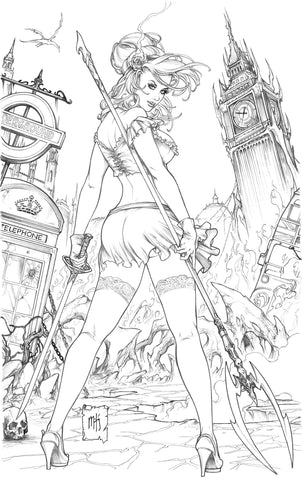 'Cinderella: Age of Darkness' cover