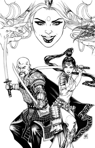 """Shang #2"" Cover Art"