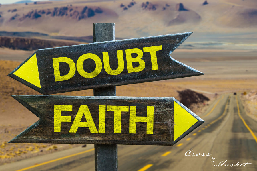 The Conceited Mentality of Doubting God