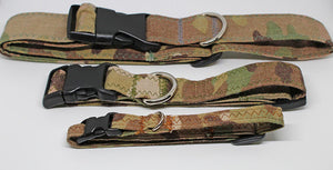 ValorCollar | ValorBRAND™ - ARMY MultiCam Uniform Dog Collar