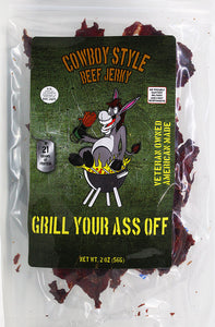 GYAO - Cowboy Style Flavor Beef Jerky
