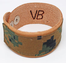 ValorBANDS™ - Leather - Marine Corps