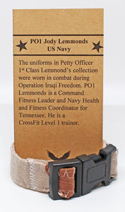 ValorBANDS™ - Uniform Base w/ Buckle - US NAVY