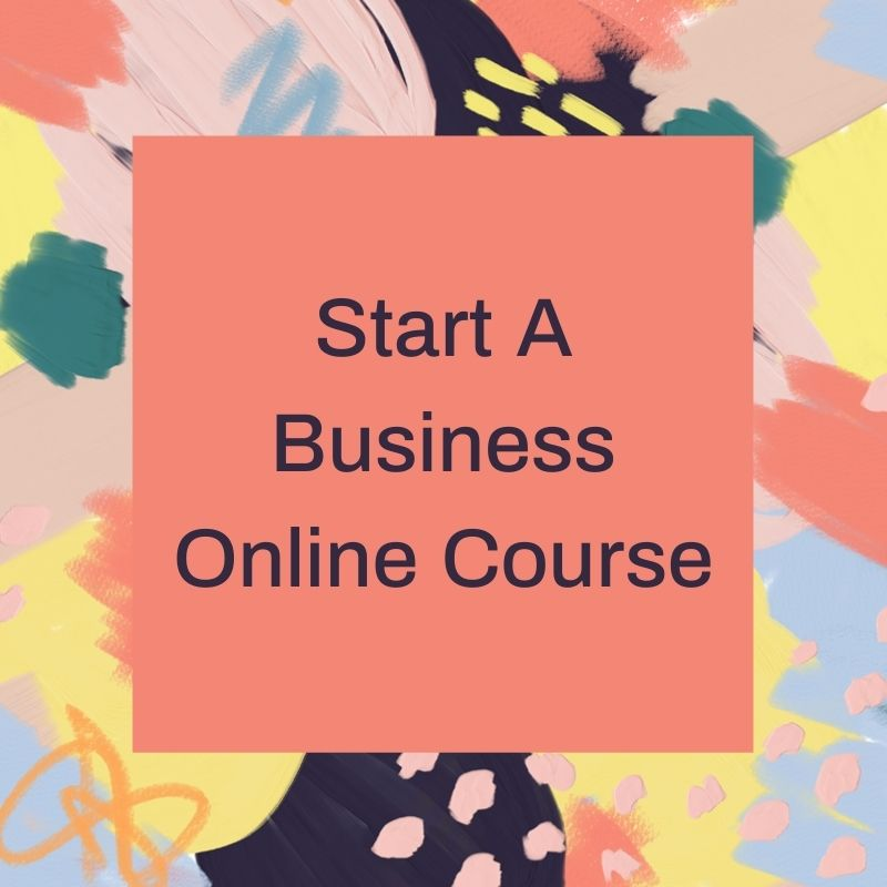 Starting a Business Online Course