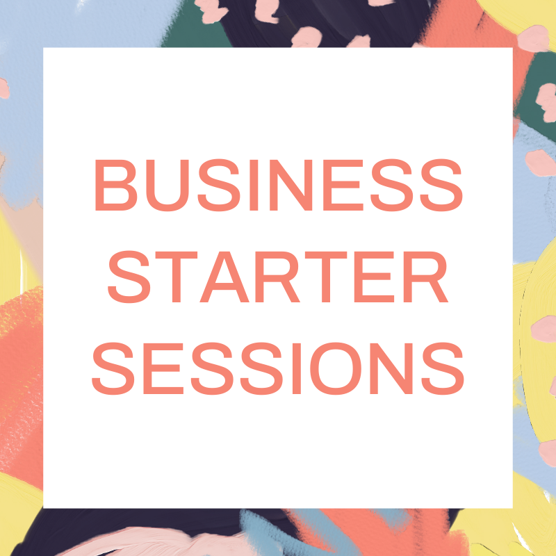 Small Business Starter Sessions