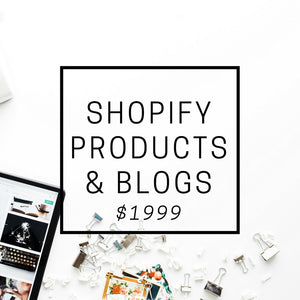 Shopify Site Build | Ecommerce Web Design | Running In Heels