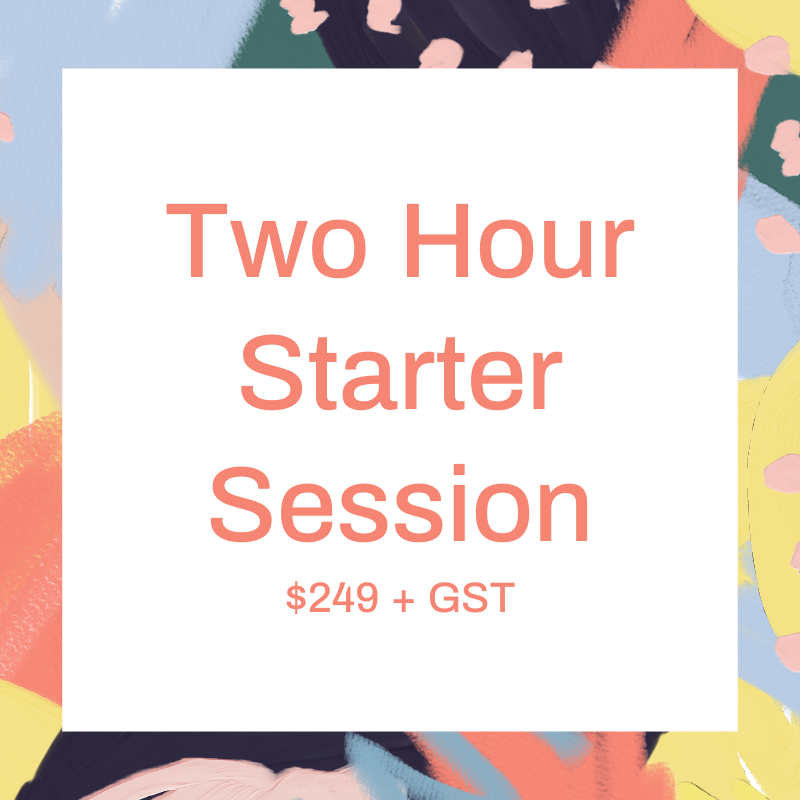 Two Hour Small Business Starter Session