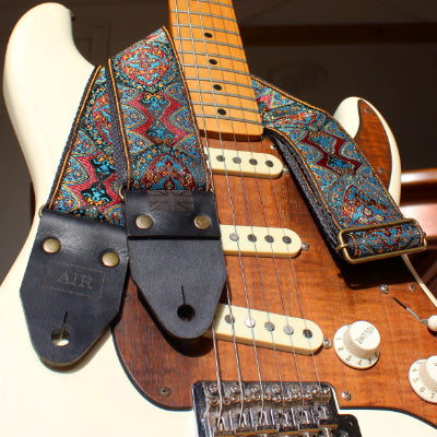 Air Straps - Handmade UK Vintage Guitar Straps
