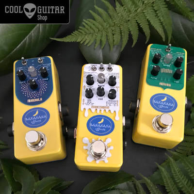 Bananana Effects - Boutique Micro Pedals from Japan