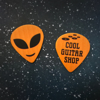 Cool Guitar Picks for Players and Collectors