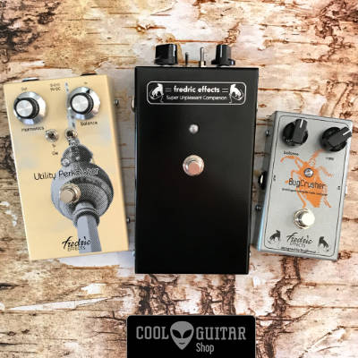 Fredric Effects - British Guitar Pedals from London