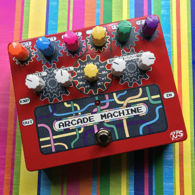 RPS Effects - Handmade Retro Pedals from Pittsburgh