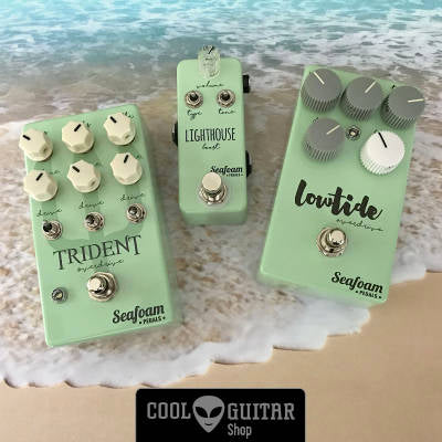 Seafoam Pedals - Handmade Effects from the Gulf Coast